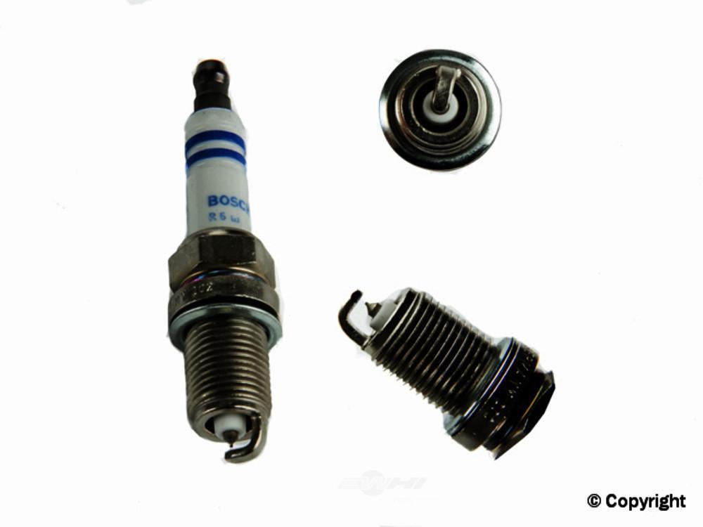 Bosch -  Platinum Spark Plug Spark Plug - WDX 739 18049 112