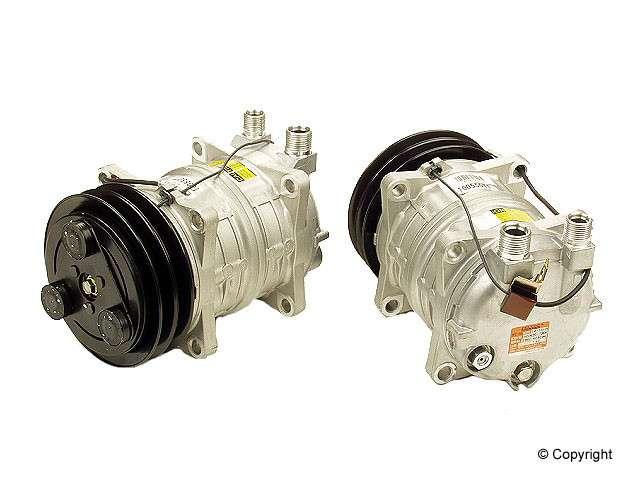 Aftermarket - Aftermarket A/C Compressor - WDX 656 53015 534