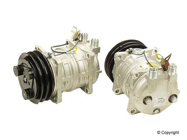 Aftermarket - Aftermarket A/C Compressor - WDX 656 53016 534