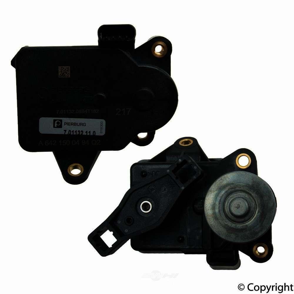 Pierburg -  EGR Valve Motor EGR Valve Motor - WDX 258 33008 069