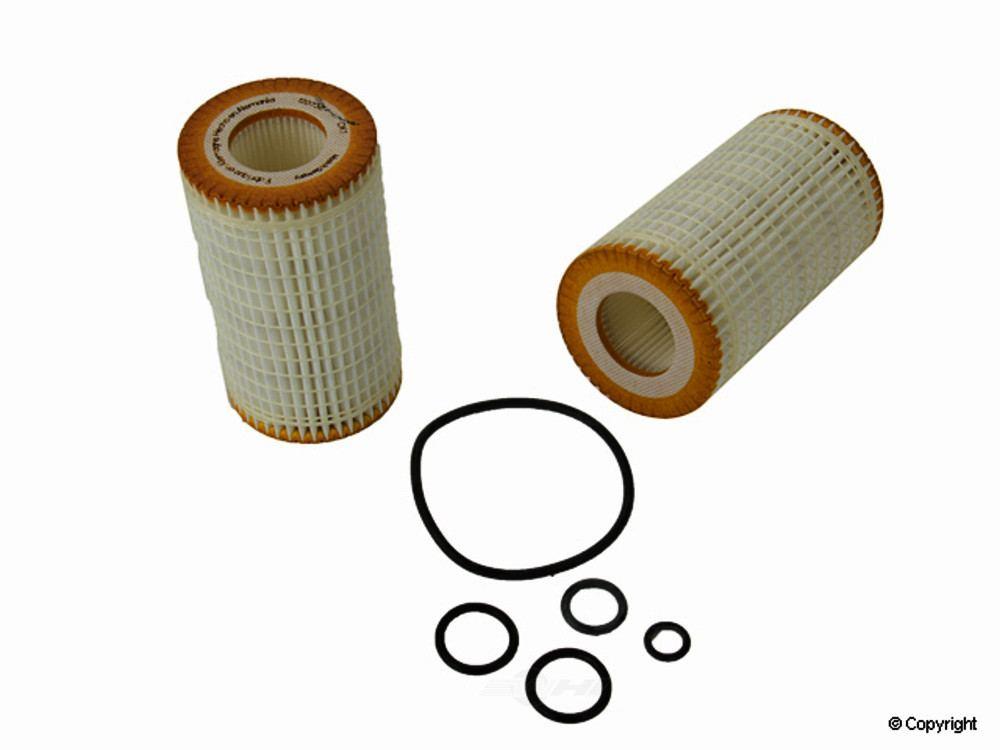 Bosch -  Workshop Engine Oil Filter - WDX 091 33007 467