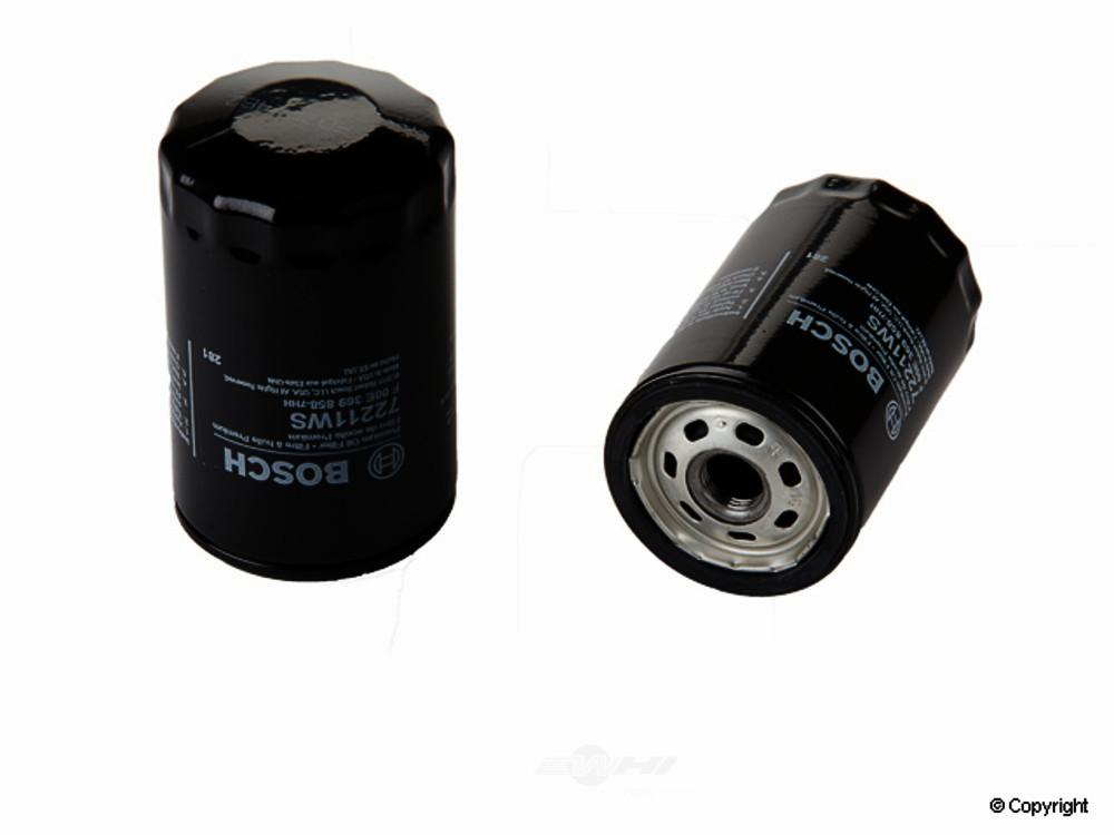 Bosch -  Workshop Engine Oil Filter - WDX 091 54009  467