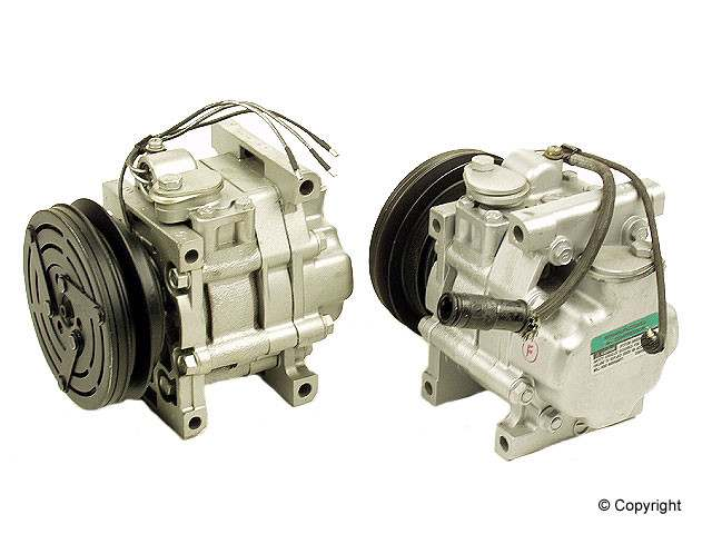 Arctic Air Reman - Arctic Air Remanufactured A\/C Compressor - WDX 656 49006 773