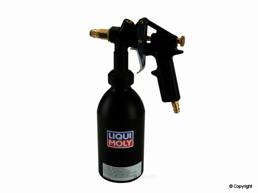 Liqui -  Moly Parts Cleaner Parts Cleaner - WDX 985 33007 463