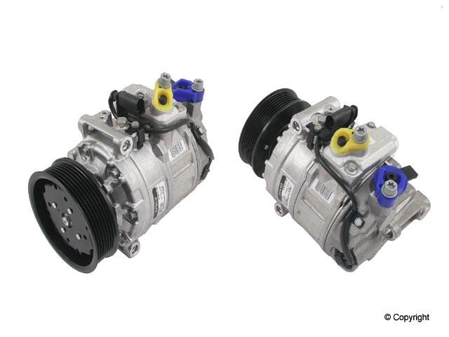 Denso New - Denso New A/C Compressor - WDX 656 54017 122