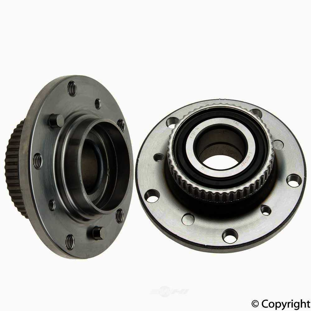 FAG -  Axle Bearing and Hub Assembly (Front) - WDX 397 06023 279