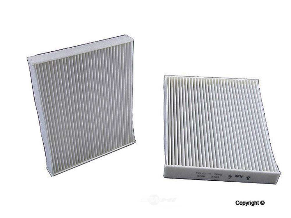 Original -  Performance Cabin Air Filter Cabin Air Filter - WDX 093 51015 501