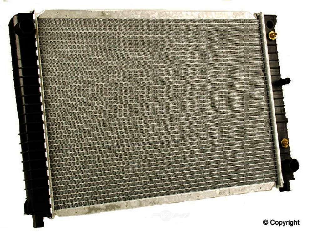Nissens -  Radiator Radiator - WDX 115 53009 334