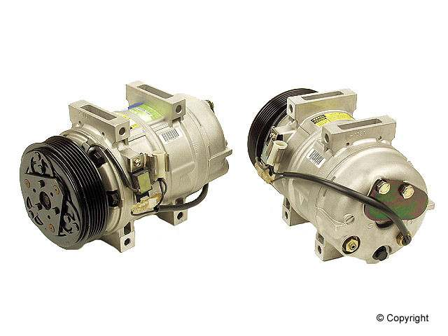 IMC - OE Supplier New A/C Compressor - IMC 656 53011 166