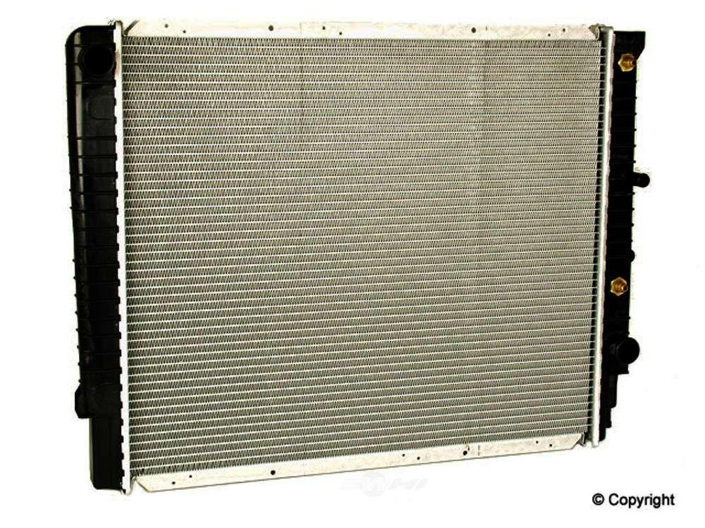 Nissens -  Radiator Radiator - WDX 115 53018 334