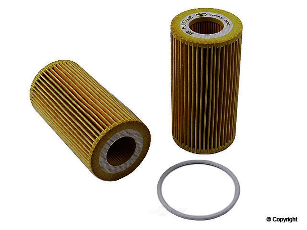 Mann -  Engine Oil Filter - WDX 091 53005 058