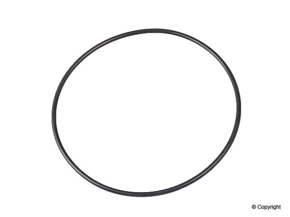 WD EXPRESS - Qualiseal Differential Side Cover O-Ring Differential Cover O-Ring - WDX 452 46003 700