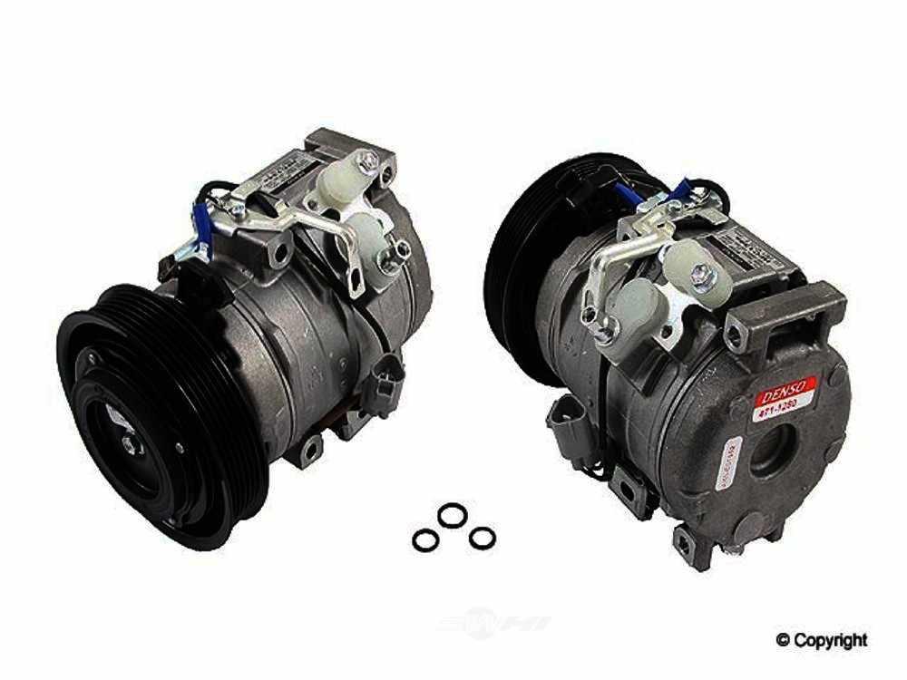 Denso -  New A/C Compressor - WDX 656 30008 122