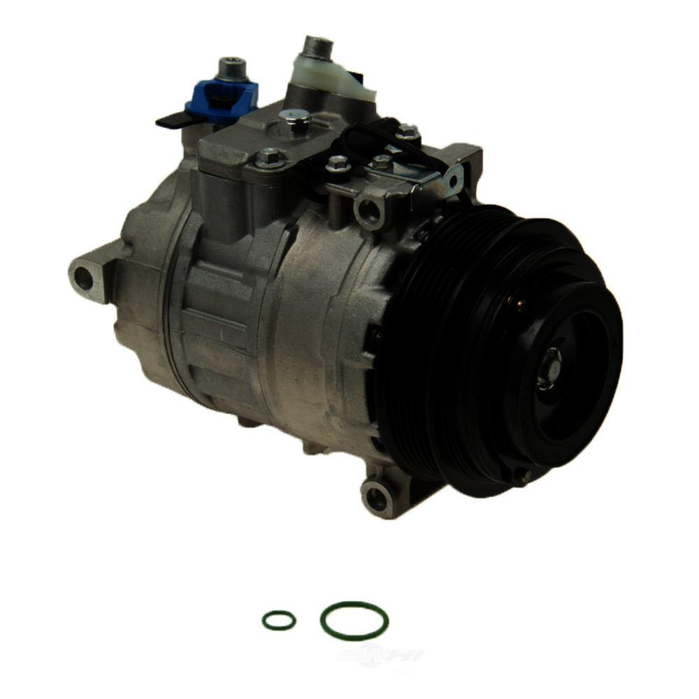 Nissens -  A/C Compressor - WDX 656 33011 334