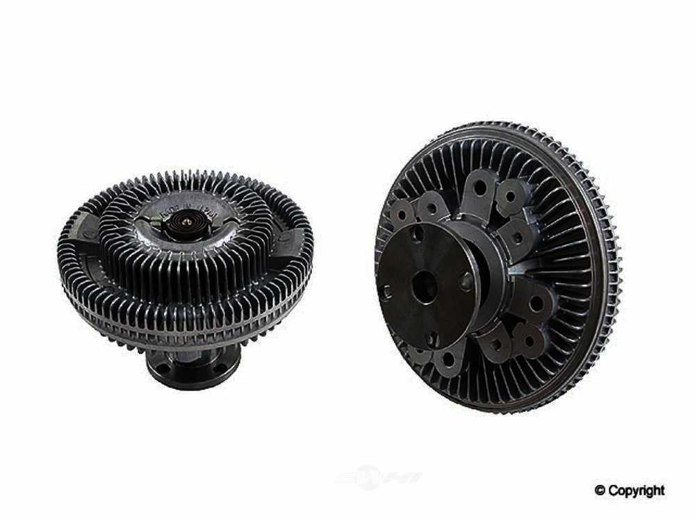 Shimahide -  Engine Cooling Fan Clutch Engine Cooling Fan Clutch - WDX 114 25002 363