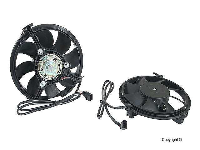 OE Supplier - OE Supplier Engine Cooling Fan Motor - WDX 902 54029 066