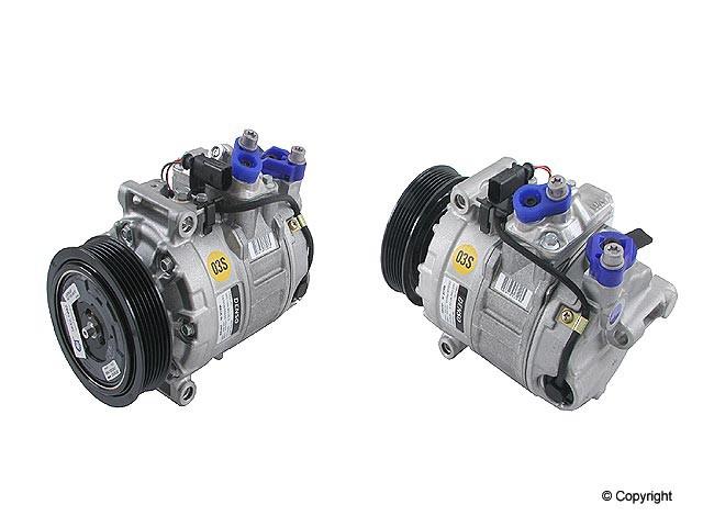 ACM - ACM A/C Compressor - WDX 656 54041 231