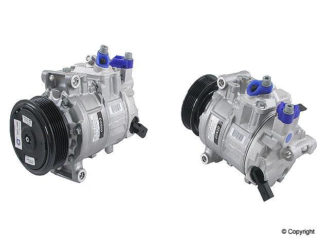 ACM - ACM A\/C Compressor - WDX 656 54042 231