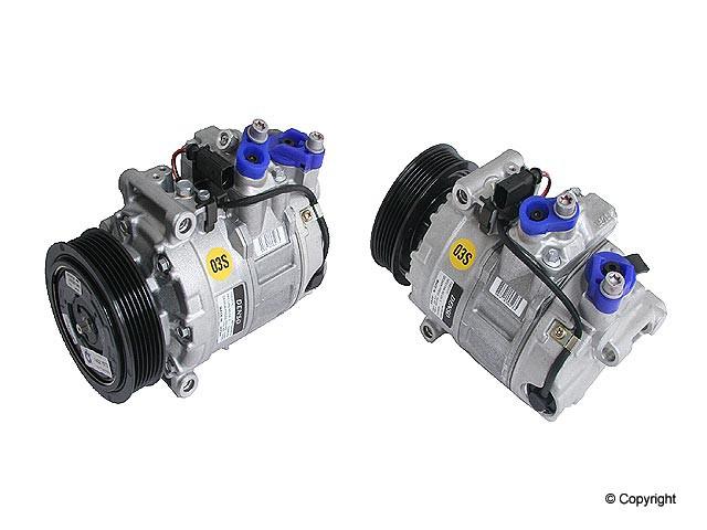 ACM - ACM A/C Compressor - WDX 656 54022 231