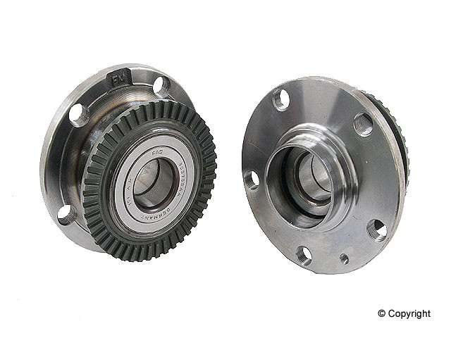 FAG - FAG Axle Bearing and Hub Assembly - WDX 397 54025 279