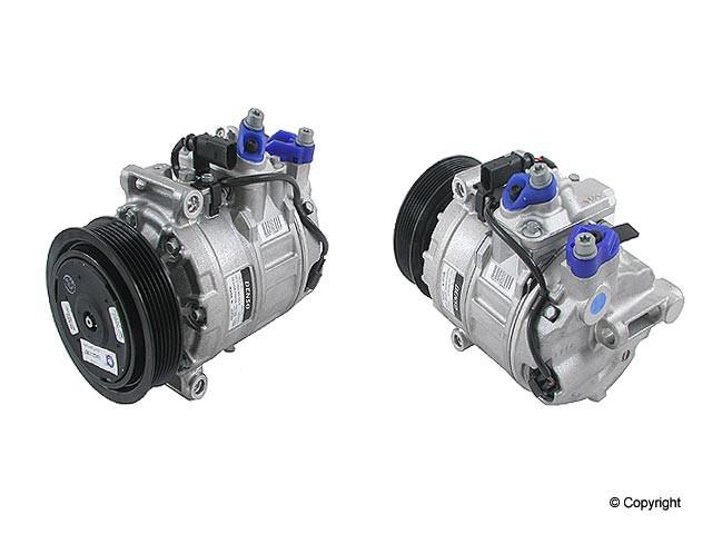ACM - ACM A/C Compressor - WDX 656 54023 231