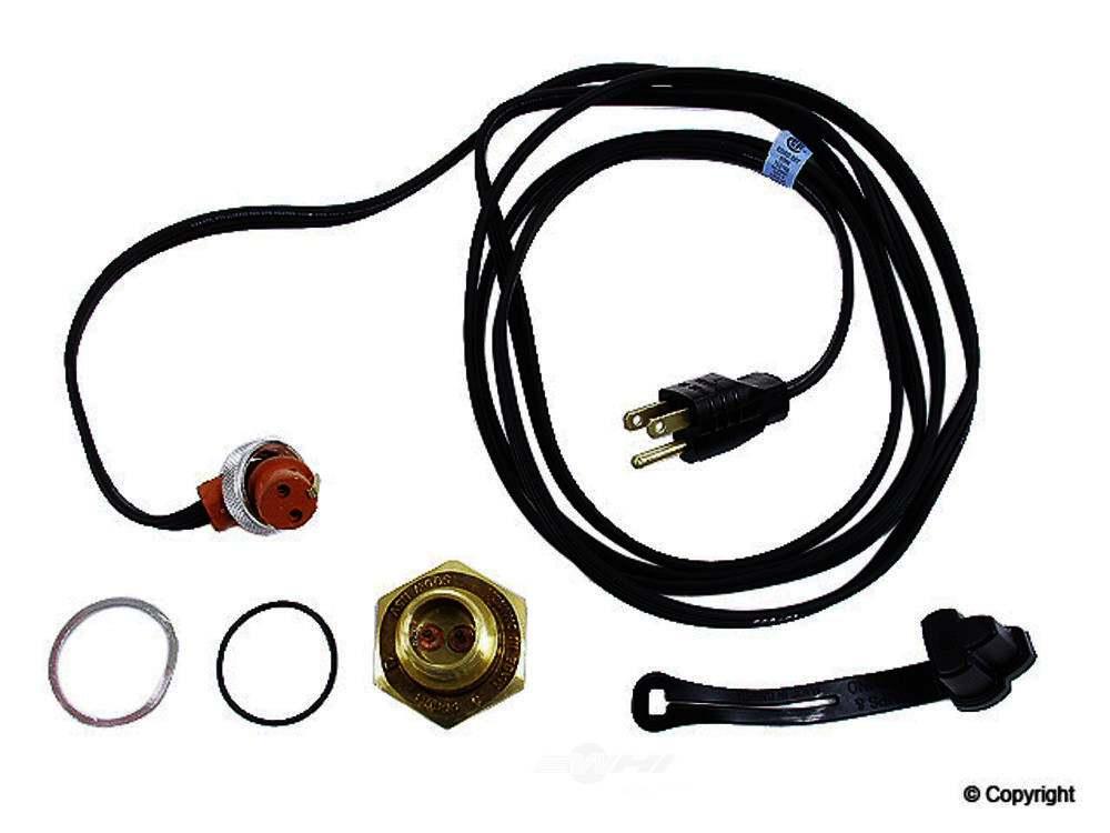 Zerostart -  Engine Heater Engine Heater - WDX 040 33014 752