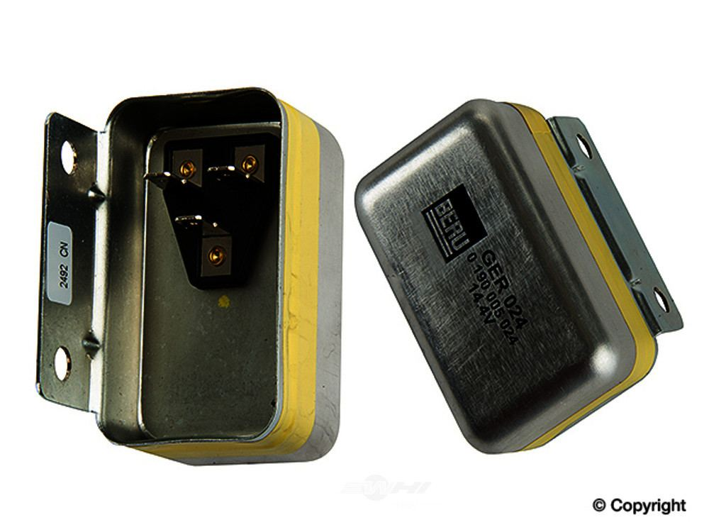 Beru -  Voltage Regulator Voltage Regulator - WDX 704 54039 244