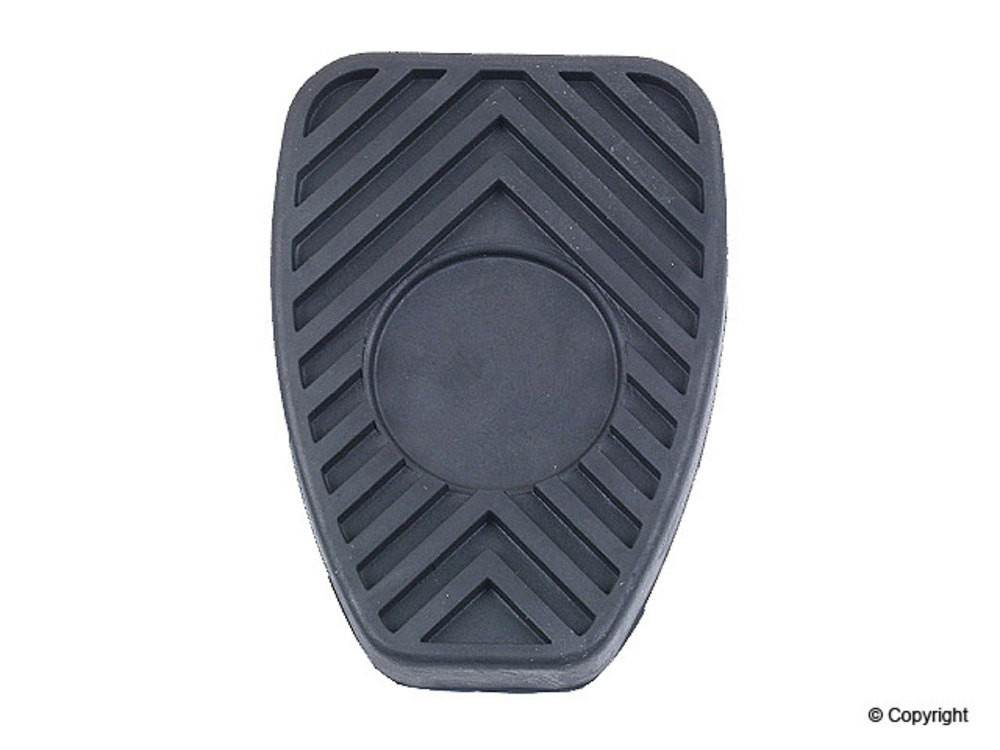 WD EXPRESS - OE Supplier Clutch Pedal Pad - WDX 626 43012 066