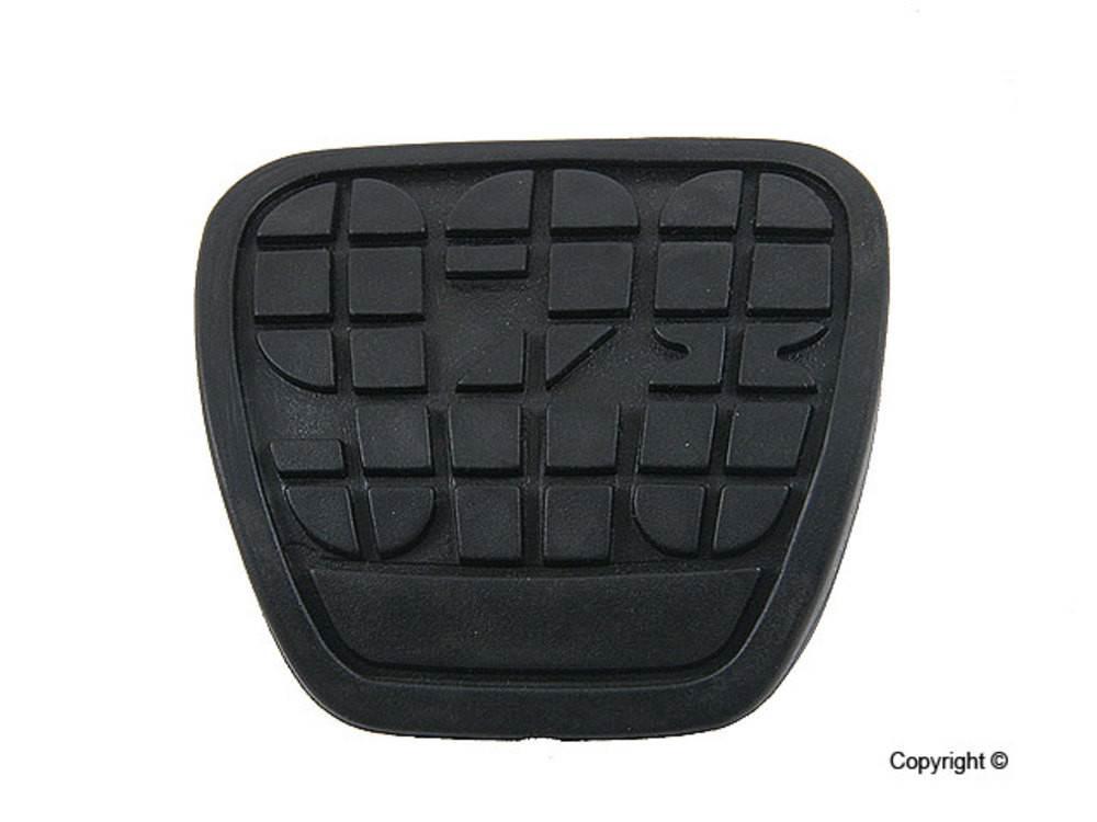 WD EXPRESS - Genuine Clutch Pedal Pad - WDX 626 43010 001