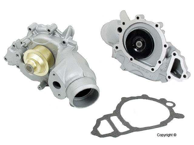 Autopac Reman - Autopac Remanufactured Engine Water Pump - WDX 112 43021 436
