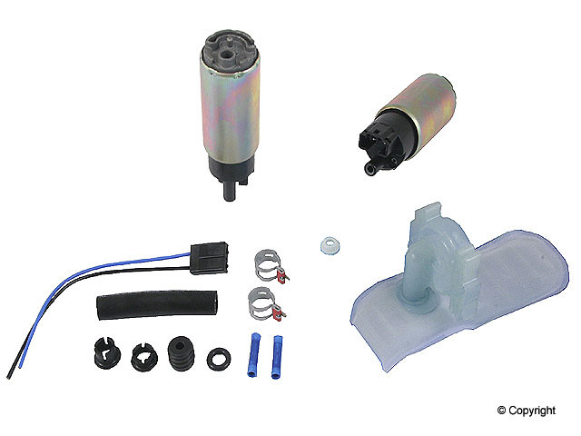 Denso New - Denso New Electric Fuel Pump - WDX 123 21020 122