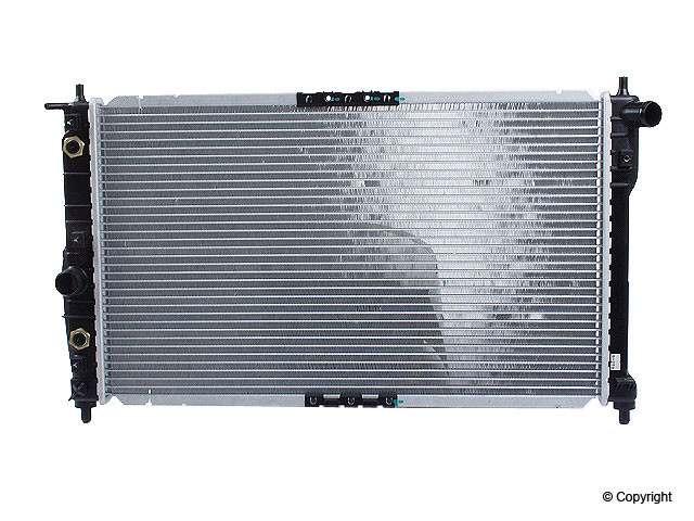 Halla - Halla Radiator - WDX 115 11003 095