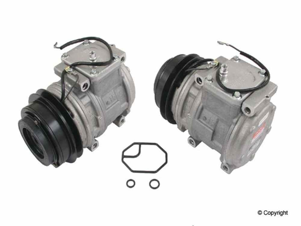WD EXPRESS - Denso New A/C Compressor A/C Compressor - WDX 656 43002 122