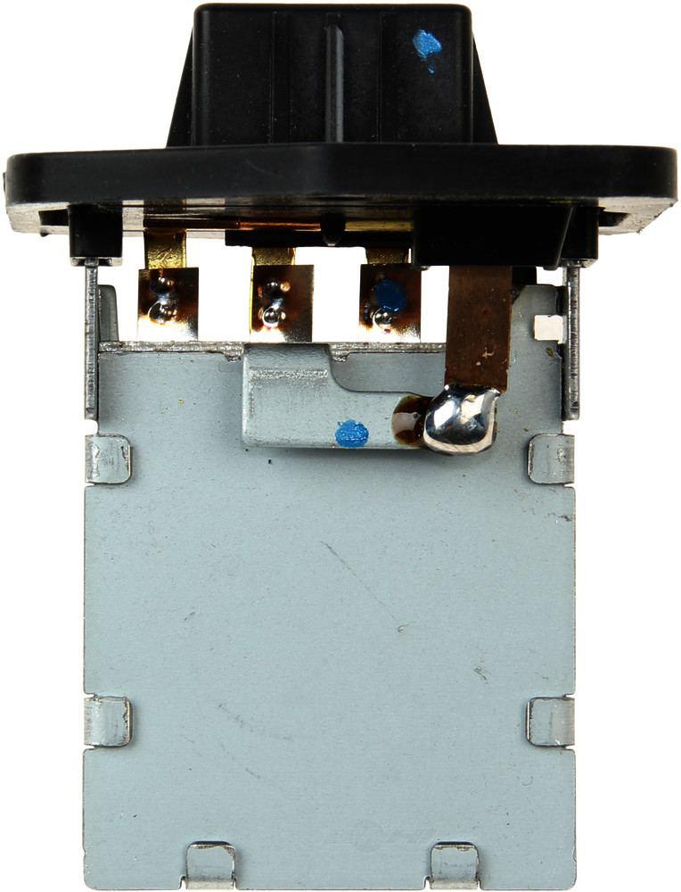 Genuine -  HVAC Blower Motor Resistor HVAC Blower Motor Resistor - WDX 807 23015 001