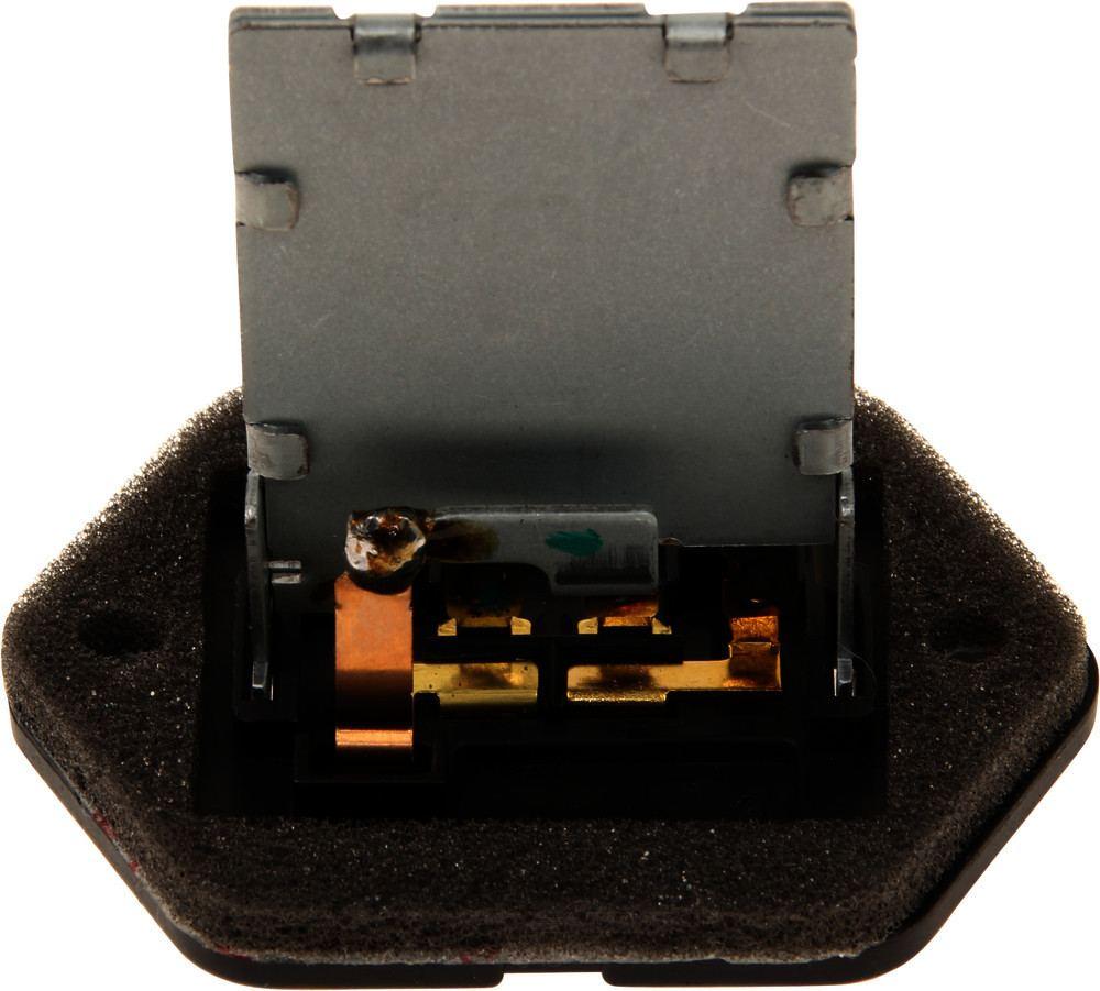 Genuine -  HVAC Blower Motor Resistor HVAC Blower Motor Resistor - WDX 807 23012 001