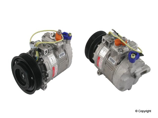 OE Supplier New - OE Supplier New A/C Compressor - WDX 656 43011 166