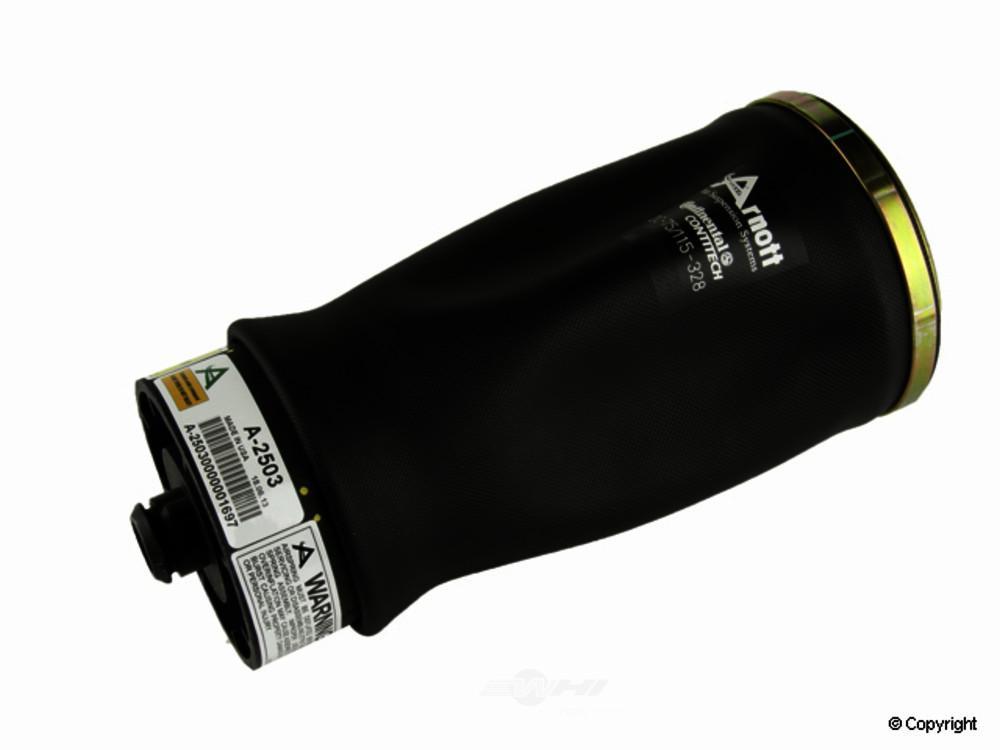 Arnott -  Industries Suspension Spring - WDX 381 06124 547