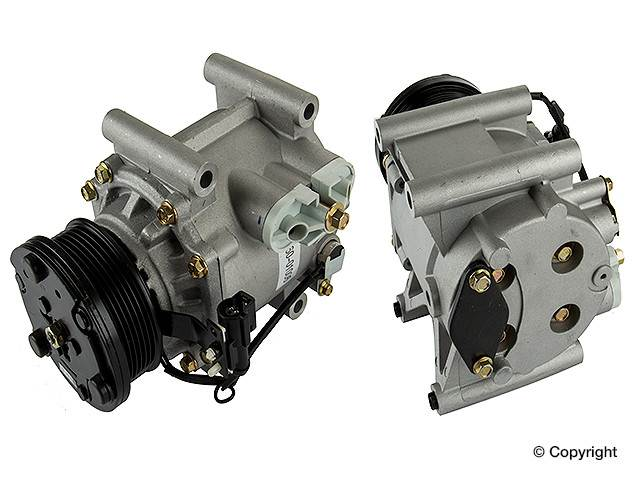 Aftermarket New - Aftermarket New A/C Compressor - WDX 656 26005 770