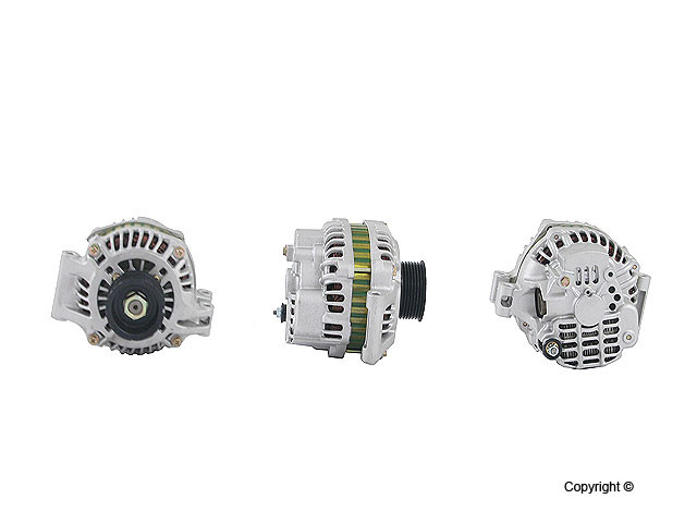 Bosch Reman - Bosch Remanufactured Alternator - WDX 701 21080 103