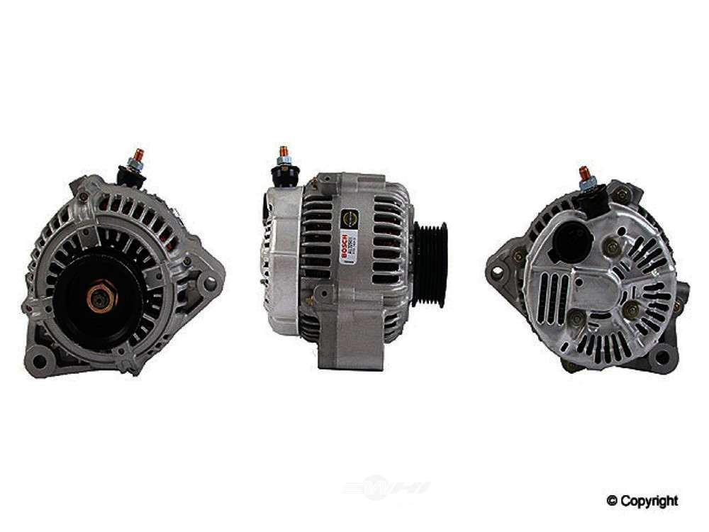 Bosch -  Reman Alternator - WDX 701 30004 103