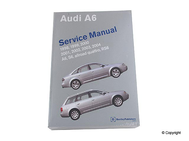 Bentley - Bentley Repair Manual - WDX 989 04006 243