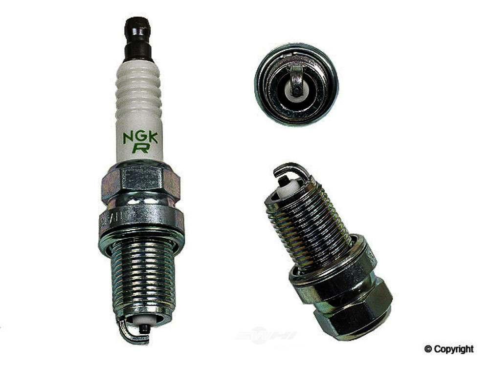 NGK -  V Power Resistor Spark Plug Spark Plug - WDX 739 33021 136