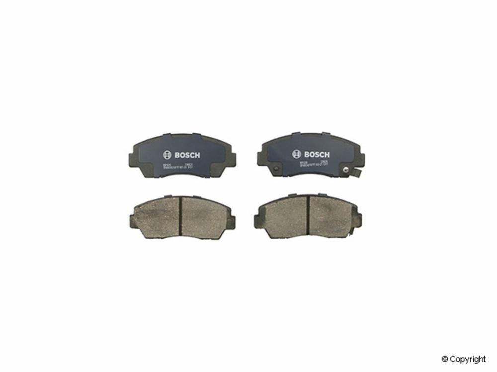 Bosch -  QuietCast Disc Brake Pad Set (Front) - IMM BP320