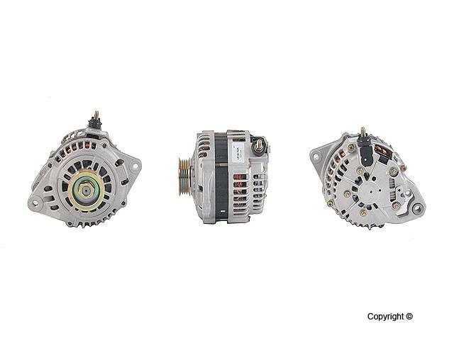 Hitachi Reman - Hitachi Remanufactured Alternator - WDX 701 32002 151