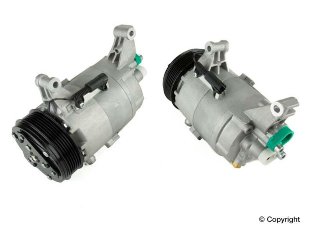 WD EXPRESS - Aftermarket A/C Compressor - WDX 656 06041 534