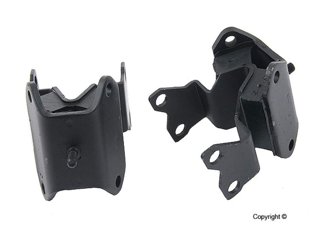 WD EXPRESS - URO Differential Mount Differential Mount (Rear) - WDX 416 26005 738