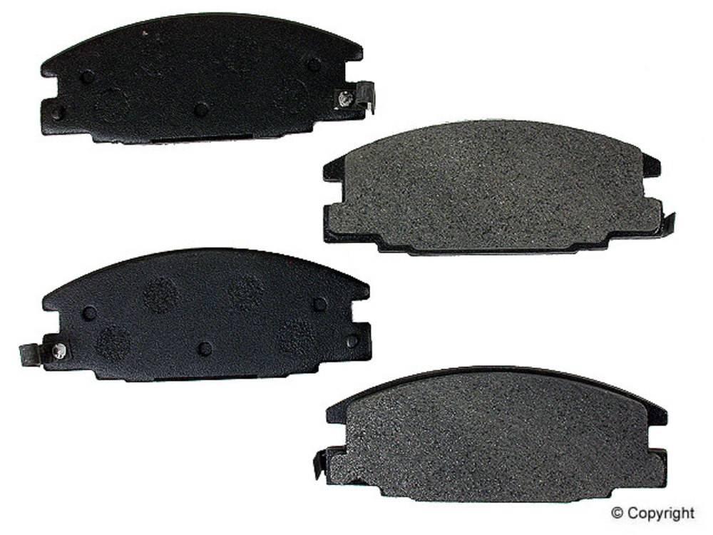 IMC MFG NUMBER CATALOG - Meyle Semi Metallic Disc Brake Pad Set (Front) - IMM 7347 D363 PMQ