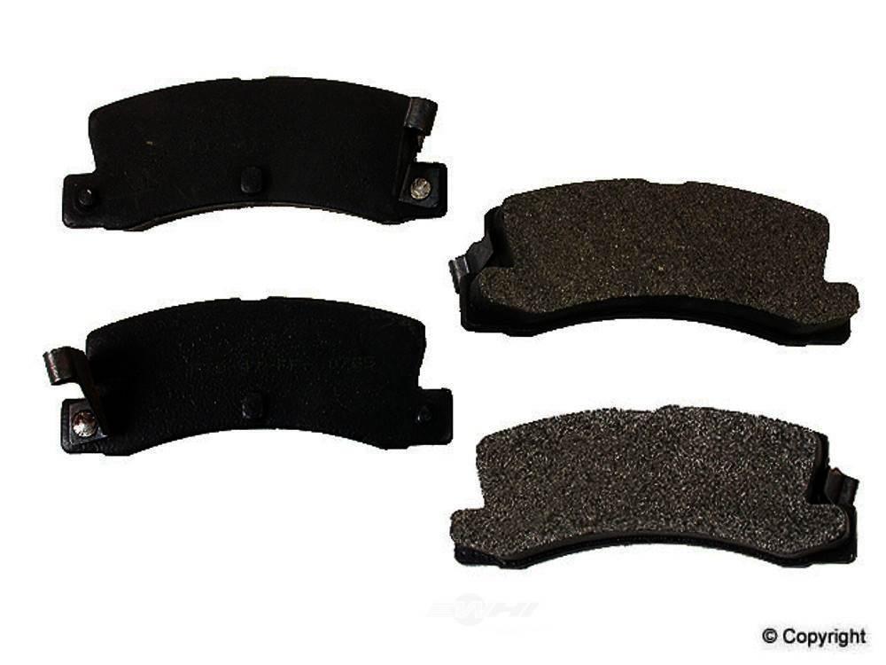 Friction -  Tech Disc Brake Pad Set - WDX 520 03520 623
