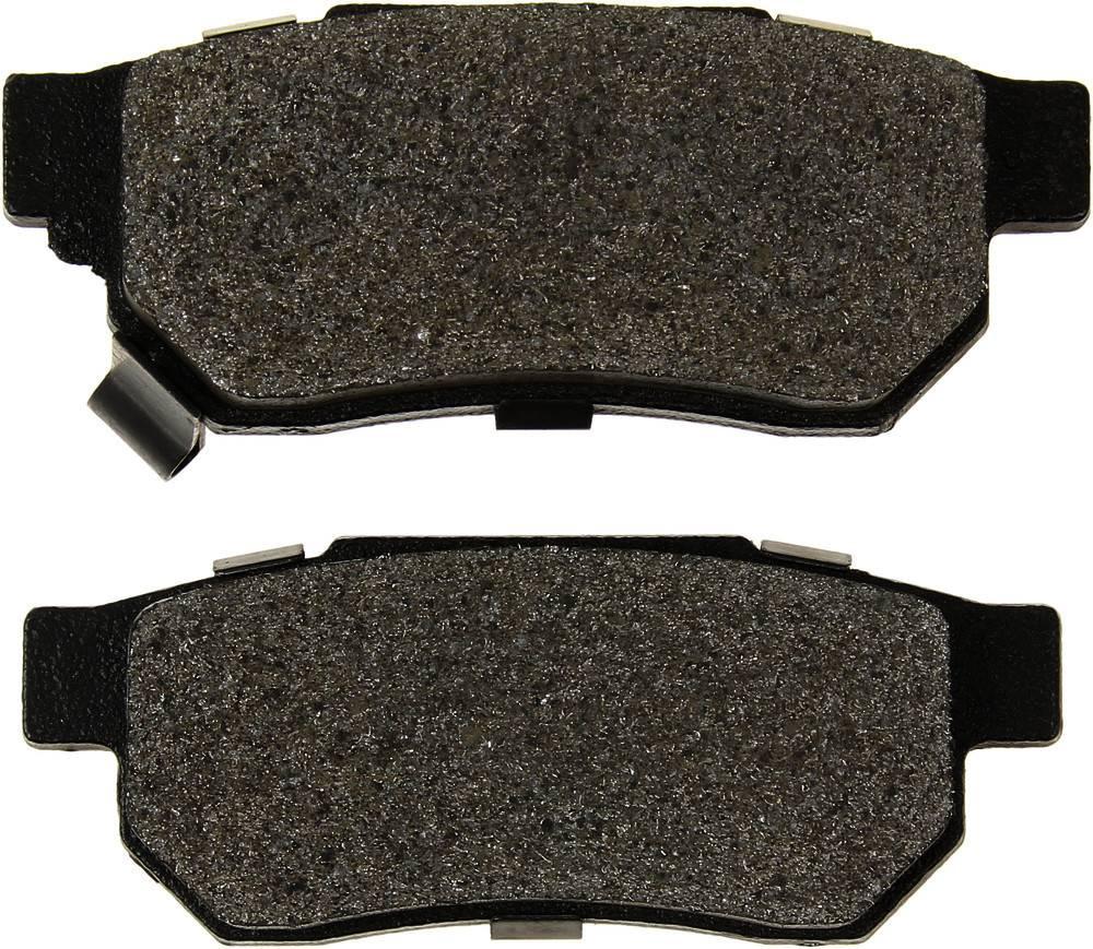 Meyle -  Semi Metallic Disc Brake Pad Set - WDX 520 03740 503