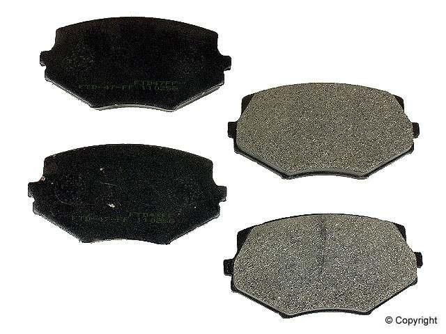 Friction Tech - Friction Tech Disc Brake Pad - WDX 520 06350 623